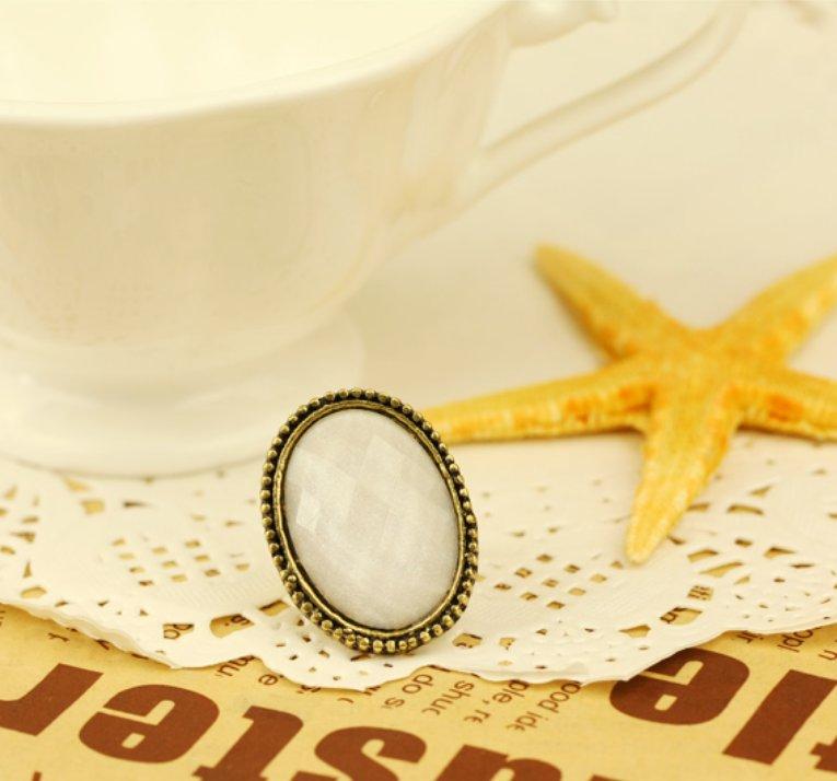 jewelry oval section diamond ring women rings gemstone Phnom Penh