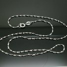 Silver necklace women necklace short paragraph clavicle chain Starry Chain