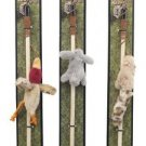 Spot Skinneeez Forest Friends Teaser Cat Toy Assorted