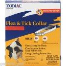 Zodiac Flea & Tick Collar for Small Dogs Necks up to 15
