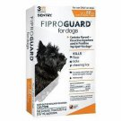 SENTRY FiproGuard for Dogs, 0-22 lbs 3 pack