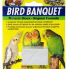 Zoo Med Bird Banquet Mineral Block Small