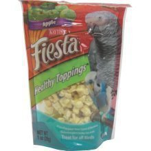 Kaytee Fiesta Bird Healthy Toppings Treat Apple 1oz