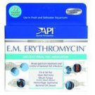 Aquarium Pharmaceuticals E.M. Erythromycin Powder 10ct
