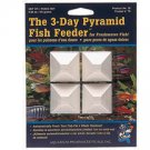 Aquarium Pharmaceuticals 3-Day Pyramid Fish Feeder 4 pk
