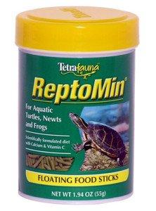 Tetrafauna Reptomin Floating Food Sticks 1.94oz