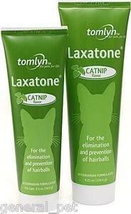 Tomlyn Laxatone� with Catnip Flavor 4.25oz