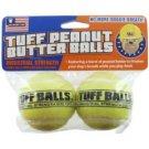 Petsport Tuff Peanut Balls 2 pack