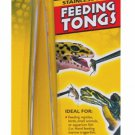 Zoo Med Feeding Tongs Stainless Steel 10in