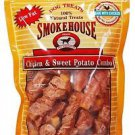 Smokehouse Chicken & Sweet Potato Dog Treats