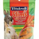 Vitakraft Carrot Slims For Rabbits 1.76oz