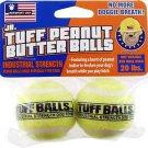 Petsport USA Junior Peanut Butter Balls 2 Pack 1.8 inch