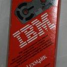 IBM 1299095 Typewriter High Yield Correctable Ribbon Cassette Black
