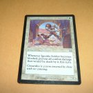 Ignoble Soldier (Magic MTG: Mercadian Masques Card #22) UNPLAYED White Uncommon, for sale