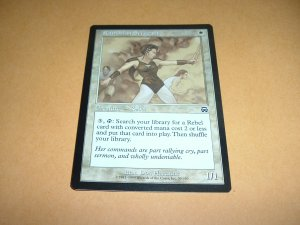 Ramosian Sergeant (Magic MTG: Mercadian Masques Card #39) White Common, for sale