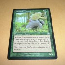 Hunted Wumpus (Magic MTG: Mercadian Masques Card #253) Green Uncommon, for sale