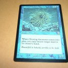 Glowing Anemone (Magic MTG: Mercadian Masques Card #81) UNPLAYED Blue Uncommon, for sale