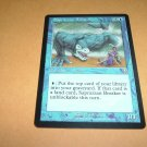 Saprazzan Breaker (Magic MTG: Mercadian Masques Card #98) UNPLAYED Blue Uncommon, for sale