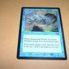 Saprazzan Raider (Magic MTG: Mercadian Masques Card #102) Blue Common, for sale