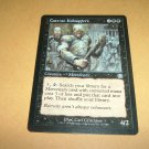 Cateran Kidnappers (Magic MTG: Mercadian Masques Card #122) UNPLAYED Black Uncommon, for sale
