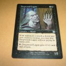 Deepwood Legate (Magic MTG: Mercadian Masques Card #132) UNPLAYED Black Uncommon, for sale