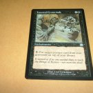 Haunted Crossroads (Magic MTG: Mercadian Masques Card #138) Black Uncommon, for sale