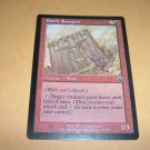 Battle Rampart (Magic MTG: Mercadian Masques Card #173) Red Common, for sale