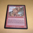 Hired Giant (Magic MTG: Mercadian Masques Card #194) UNPLAYED Red Uncommon, for sale