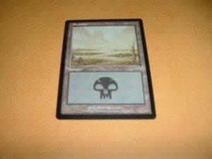 Swamp (Magic MTG: Mercadian Masques Card) Basic Land Common, for sale