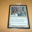 Oracle's Attendants (Magic, The Gathering: Nemesis Card #16) MINT & UNPLAYED White RARE, for sale