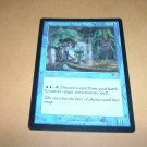 Stronghold Machinist (Magic, The Gathering MTG: Nemesis Card #46) UNPLAYED Blue Uncommon, for sale