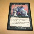 Stronghold Discipline (Magic, The Gathering MTG: Nemesis Card #73) Black Common, for sale