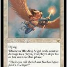 Blinding Angel (Magic, The Gathering: Nemesis Card #3) MINT & UNPLAYED White RARE, for sale