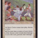 STORY CIRCLE (Magic MTG: Mercadian Masques Card #51) UNPLAYED White Uncommon, for sale