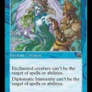 Diplomatic Immunity (Magic: Mercadian Masques Card #75) great ability Blue Common, for sale