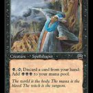 Bog Witch (dark ritual ability) (Magic MTG: Mercadian Masques Card #118) Black Common, for sale