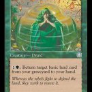 Groundskeeper (Magic MTG: Mercadian Masques Card #250) UNPLAYED Green Uncommon, for sale