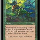 Pack Hunt NEAR MINT & UNPLAYED (Magic, The Gathering MTG: Nemesis Card #109) Green RARE, for sale