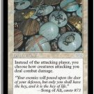 Defensive Formation (Magic MTG: Urza's Saga Card #9) UNPLAYED NEAR MINT White Uncommon, for sale