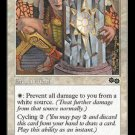 Rune of Protection: White (Magic MTG: Urza's Saga Card #41) White Common, for sale