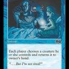 Curfew (Magic MTG: Urza's Saga Card #68) Blue Common, for sale