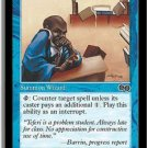 Disruptive Student - COUNTERSPELL ABILITY  (Magic MTG: Urza's Saga Card #69) Blue Common, for sale