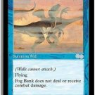 Fog Bank - NR MINT one of magic's best walls (Urza's Saga Card #75) UNPLAYED Blue Uncommon, for sale