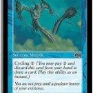 Sandbar Merfolk (Magic MTG: Urza's Saga Card #94) Blue Common, for sale