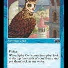 Spire Owl (Magic MTG: Urza's Saga Card #98) Blue Common, for sale