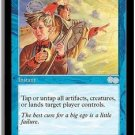 Turnabout - MINT (Magic MTG: Urza's Saga Card #105) UNPLAYED Blue Uncommon, for sale