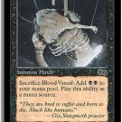 Blood Vassal (MTG: Urza's Saga Card #118) Black Common, Magic the Gathering card for sale