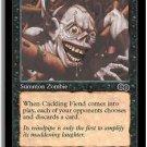 Cackling Fiend (MTG: Urza's Saga Card #121) Black Common, Magic the Gathering card for sale