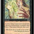 Duress - NEAR MINT (Magic MTG: Urza's Saga Card #132) UNPLAYED Black very powerful card, for sale