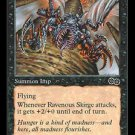 Ravenous Skirge (MTG: Urza's Saga Card #152) Black Common, Magic the Gathering card for sale